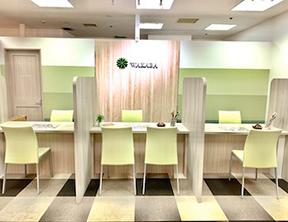 WAKABA 店舗