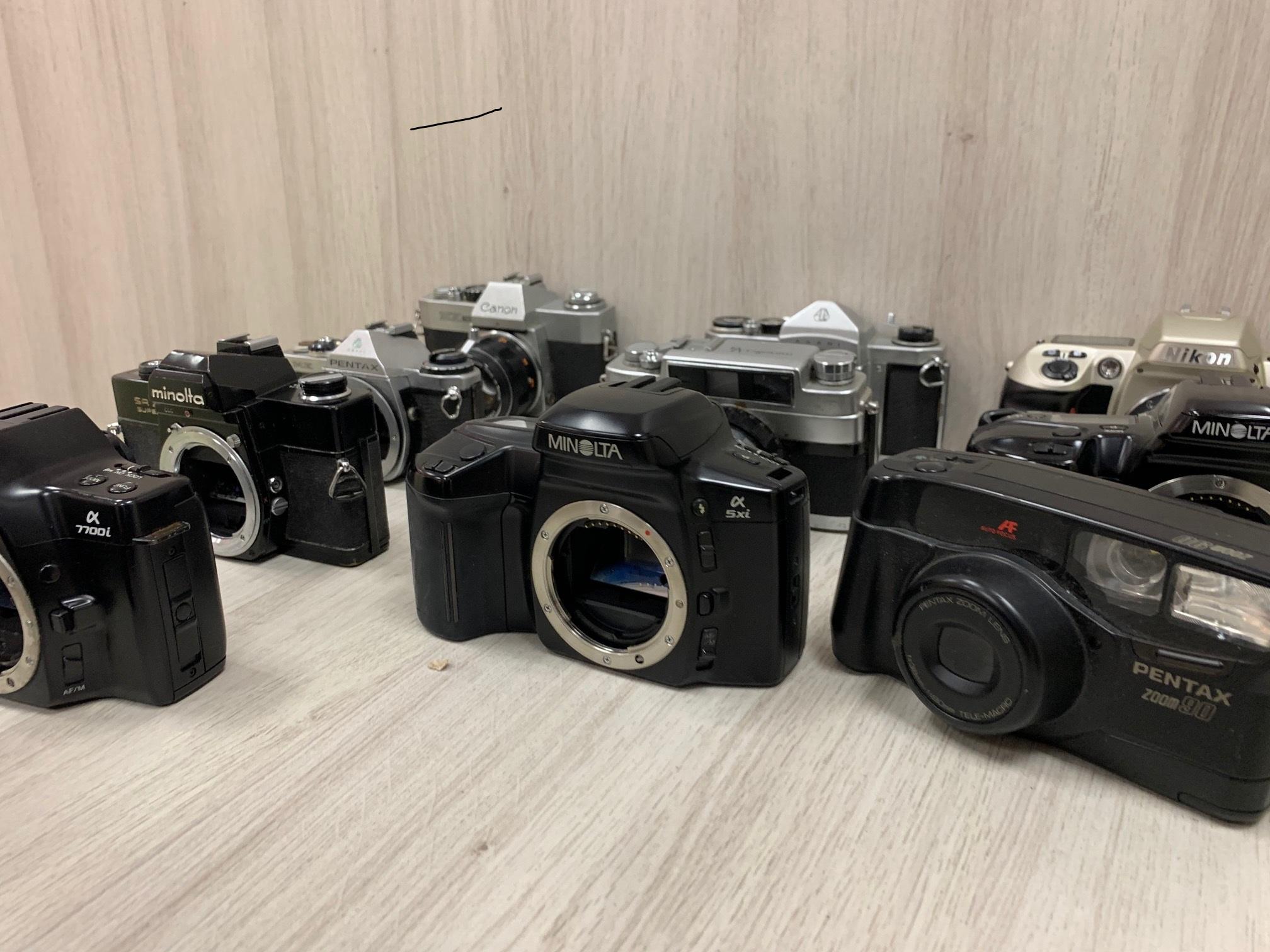 買取わかばイオン藤沢湘南ライフタウン店カメラ・レンズ高価買取させて頂きました!状態問わず買取ます!